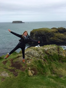 Falling for Ireland