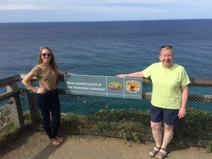 Most easterly point of Australian mainland