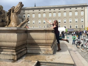 'I have confidence' in Salzburg!